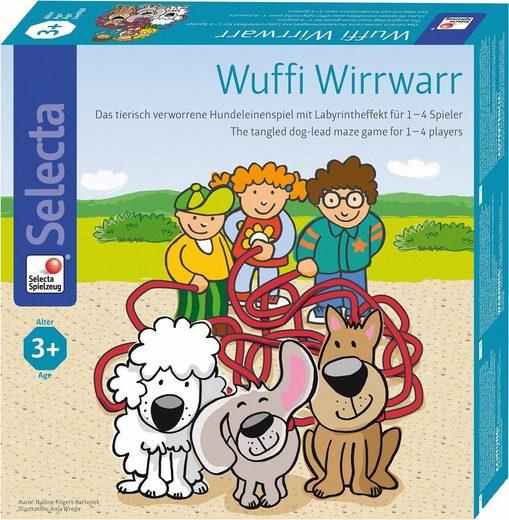 Selecta Spiel, »Wuffi Wirrwarr«