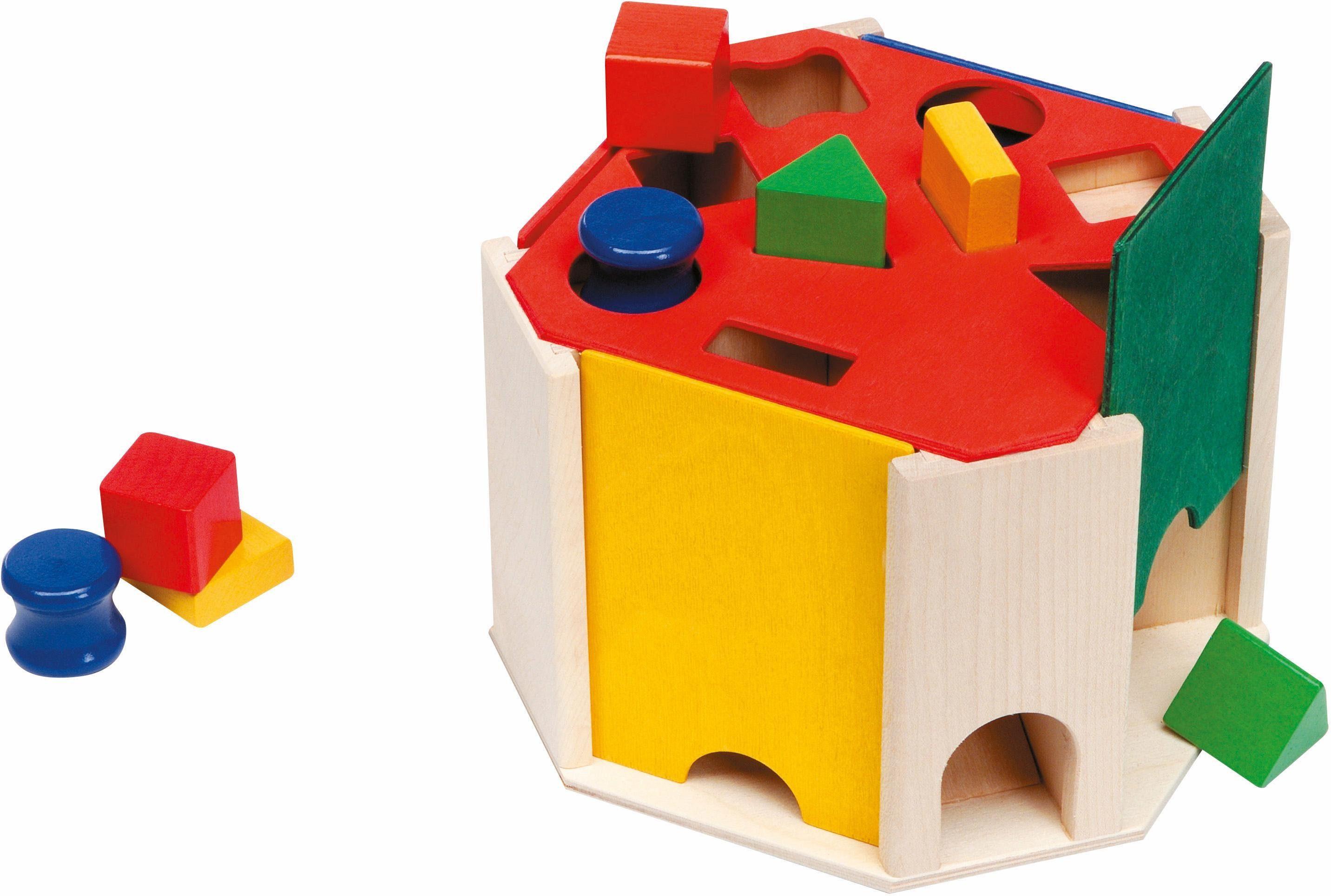 Selecta Steckspiel aus Holz, »Quatrino«
