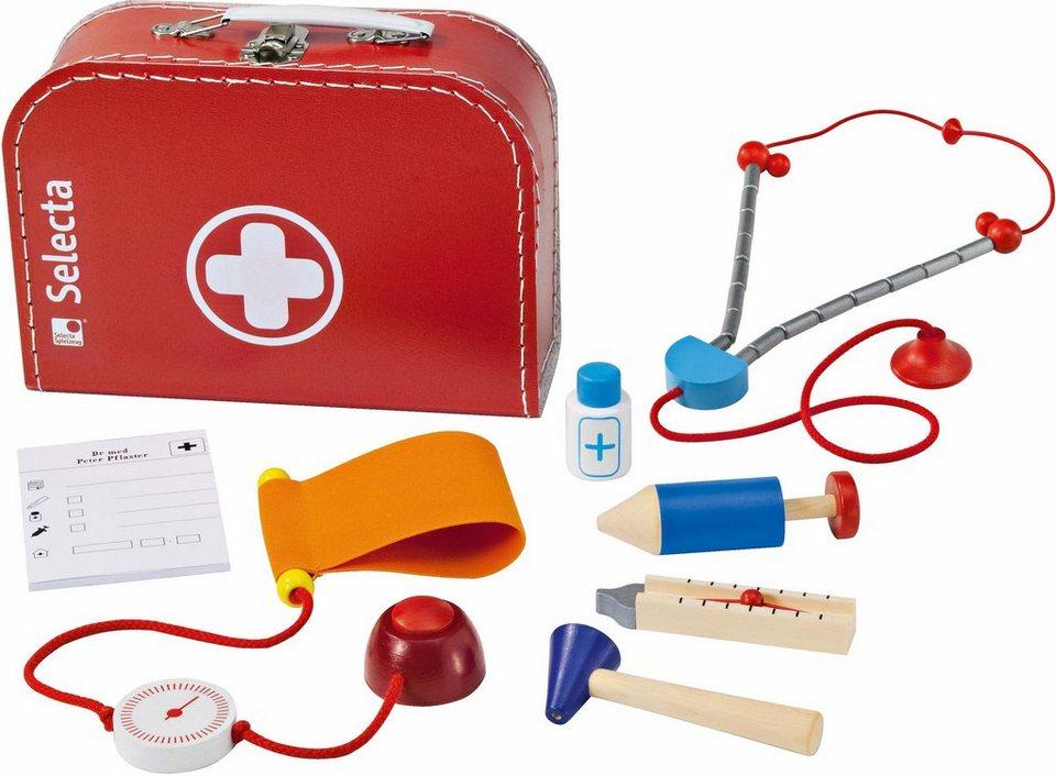 Selecta Spielset,  Arztkoffer  online kaufen