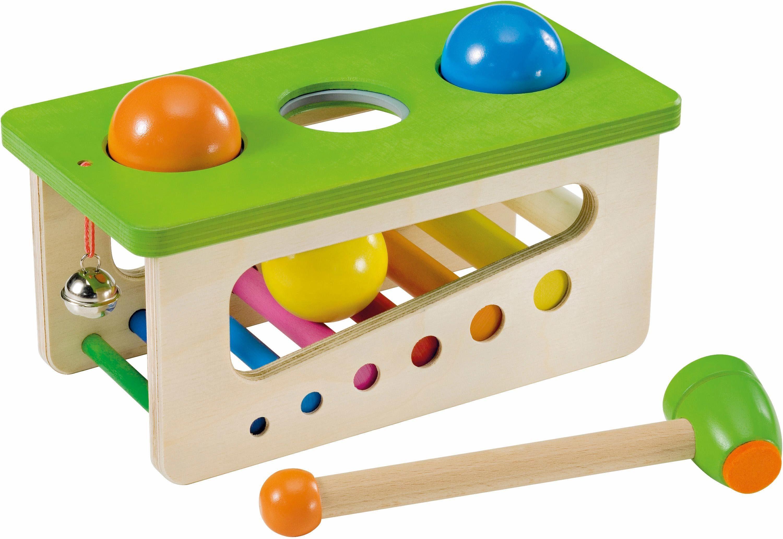 Selecta Holzspielzeug, »Klopfbank Battino«