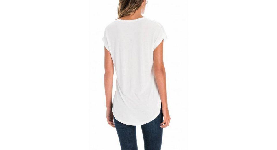 salsa jeans jeans Shirt mit Arm Shirt salsa T T tnqFfxF
