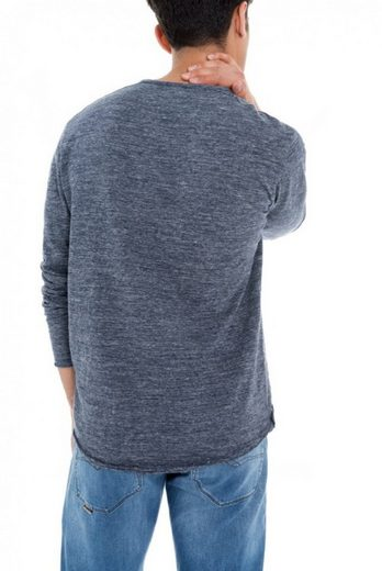 Salsa Jeans Langarm T-shirt Italy