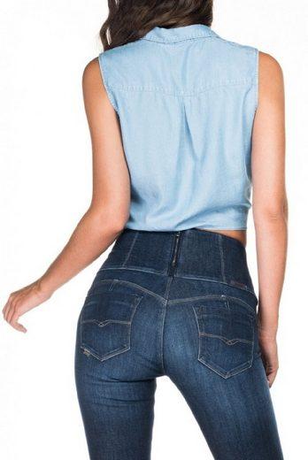 salsa jeans Bluse MAGDALENA