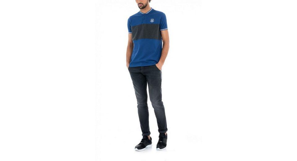 salsa jeans Kursarm Polo Shirt ITALY Erhalten Authentisch Zu Verkaufen rlvyFQN