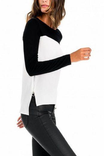 salsa jeans T-Shirt mit Arm VICTORIA