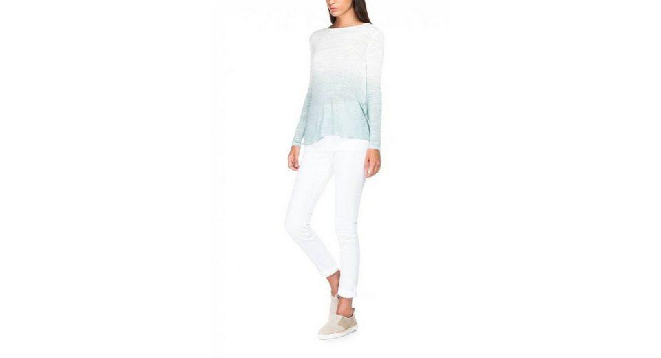 Finden Online-Großen Verkauf Original-Verkauf Online salsa jeans T-Shirt mit Arm SAMARA Billige Nicekicks Perfekte Online lOO1l