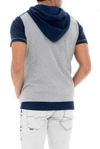 salsa jeans Langarm T-Shirt PALM BEACH