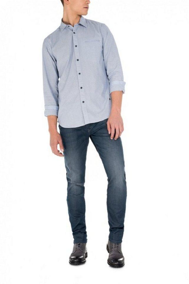 - Herren salsa jeans Jean Anthony blau, schwarz | 05604562773003