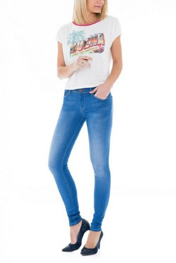 Salsa Jeans T-shirt, Kurzarm Germany