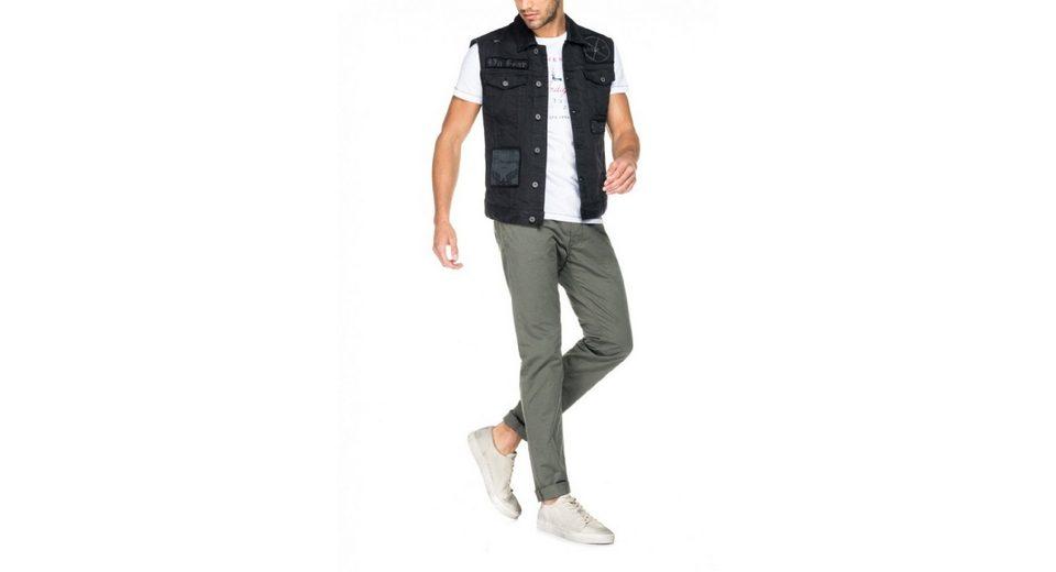 salsa jeans Outdoorjacke PALM BEACH Günstig Kaufen Beliebt liRT7HOY