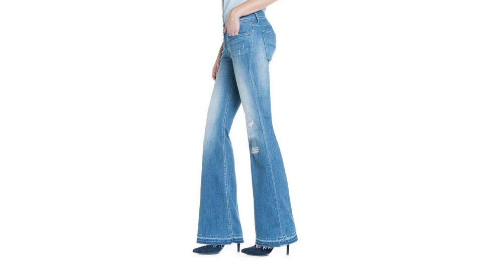 salsa jeans Jean Flare/ Jane Spielraum Verkauf Des Niedrigen Preises yEuBP
