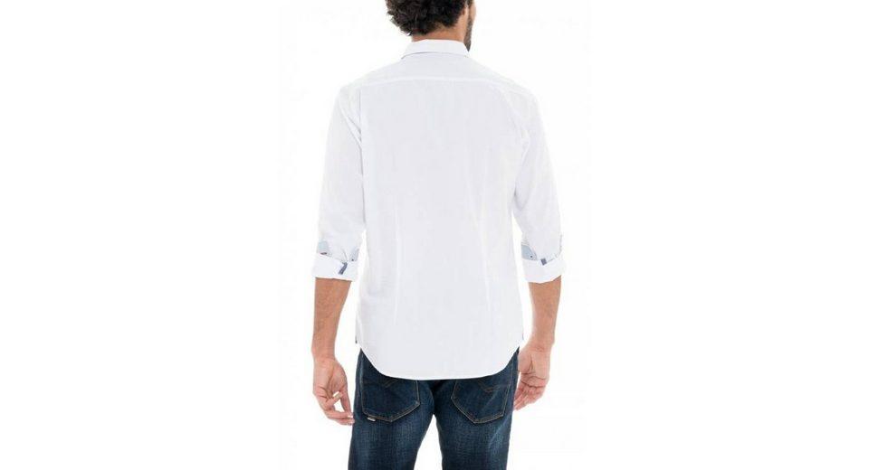 Preiswert Spielraum Wirklich salsa jeans Hemd BIRMINGHAM Spielraum Angebote Verkauf Günstig Online DLf7QPB