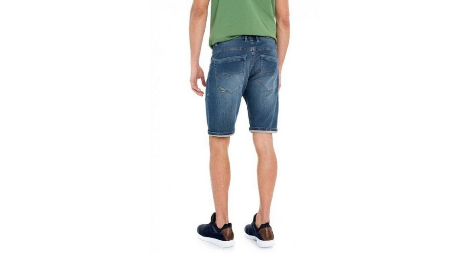 salsa jeans Kurze Hose Shorts/Brandon Spielraum Spielraum Store Rabatt Großer Verkauf Ausgang Erhalten Authentisch Exklusiver Günstiger Preis Spielraum Angebote uEfQKk5pi