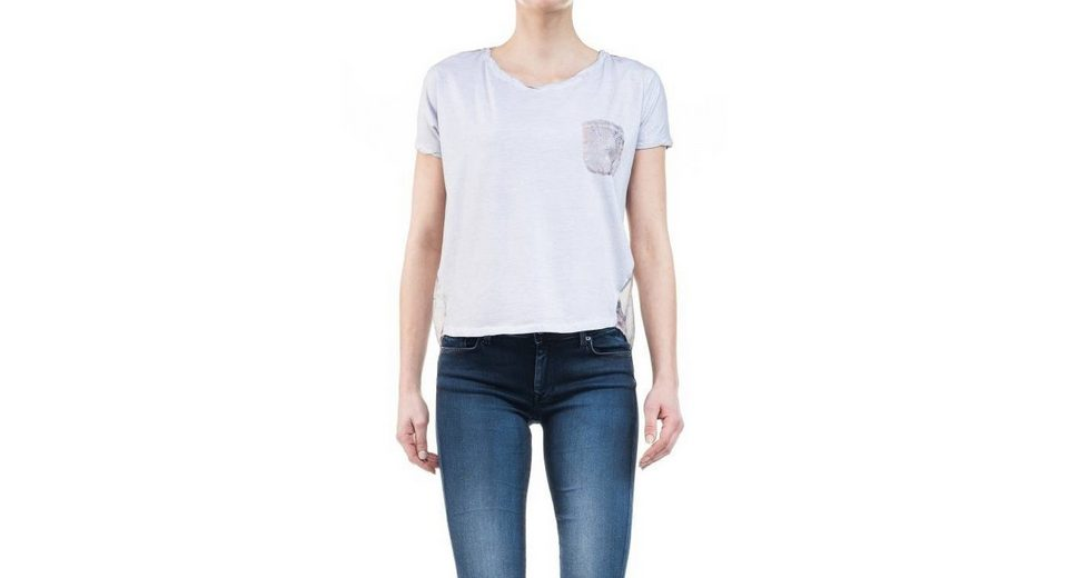 salsa jeans T-Shirt, kurzarm ARRÁBIDA