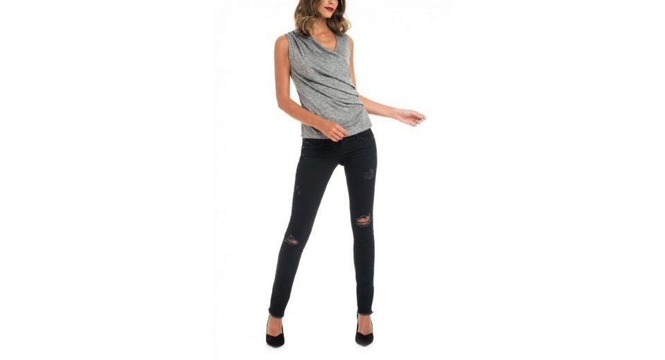 salsa jeans Top JAMAICA Billig Verkauf 100% Authentisch bmUtTi