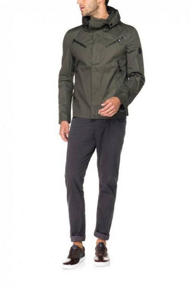 - Herren salsa jeans Outdoorjacke UTAH grün, rosa | 05604562539920