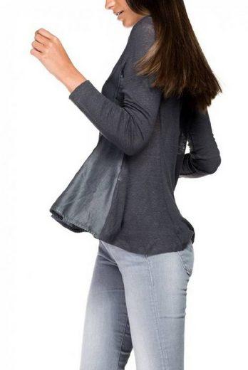 salsa jeans T-Shirt mit Arm ARRÁBIDA