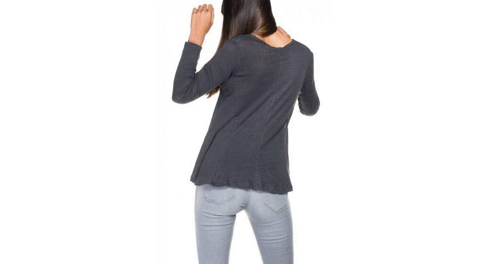 Mit Kreditkarte Günstig Online salsa jeans T-Shirt mit Arm ARRÁBIDA Billig Verkauf Neueste Tolle Mode Günstig Online Wo Findet Man Za8kLhO2J
