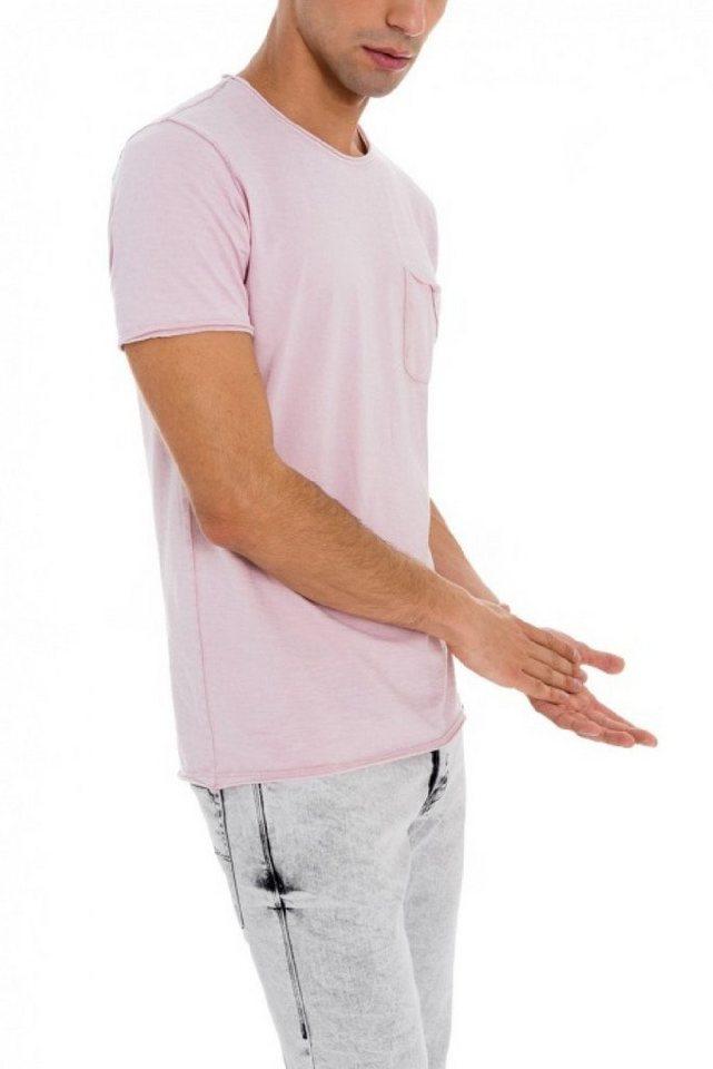 - Herren salsa jeans T-Shirt, kurzarm PALM BEACH blau, gelb, grau, grün, rosa, schwarz, weiß | 05604562888271