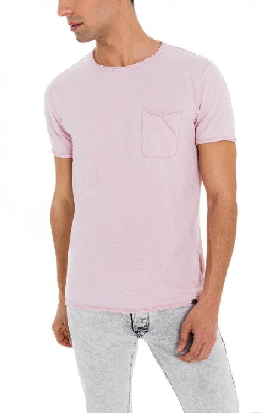 Herren salsa jeans T-Shirt, kurzarm PALM BEACH blau, gelb, grau, grün, rosa, schwarz, weiß | 05604562888271