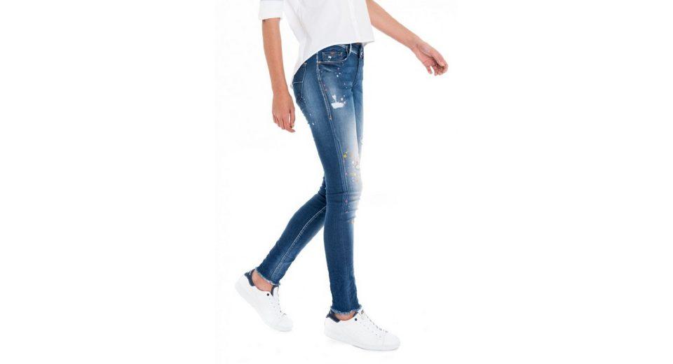 salsa jeans Jean Colette / Skinny Für Billigen Rabatt Erscheinungsdaten Sast Zum Verkauf P6WQun5p