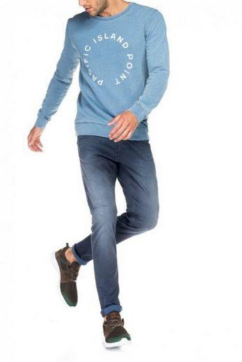salsa jeans Langarm T-Shirt LOS ANGELES