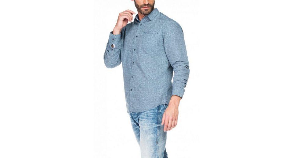 salsa jeans Hemd BIRMINGHAM Rabatt Neue Stile gea1PWN9Q