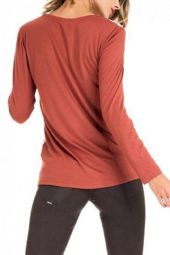 salsa jeans T-Shirt mit Arm SAMARA