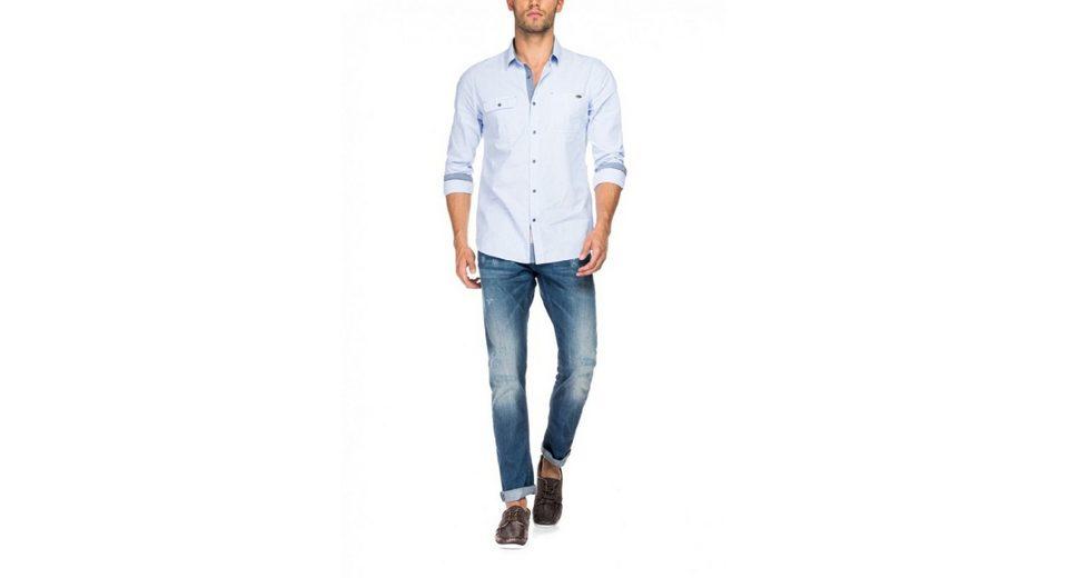 salsa jeans Hemd DENMARK Beliebt Und Billig Rabatt Günstigsten Preis fGzcvnTQVJ