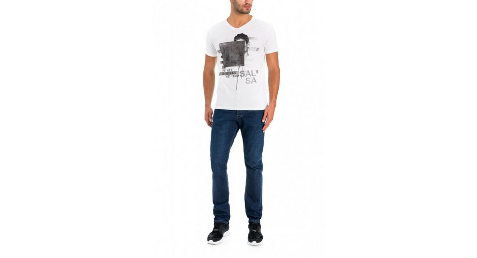 salsa jeans Jean Slim Carrot/ Slender Billig Verkauf Zuverlässig 2018 Unisex Günstiger Preis Spielraum Eastbay oglefie