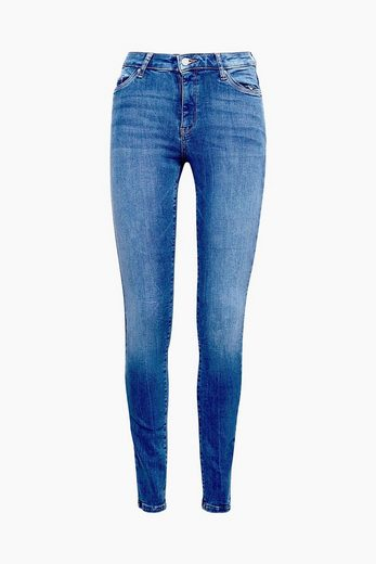 ESPRIT Stretch-Denim mit Organic Cotton