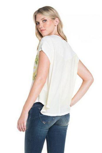 salsa jeans T-Shirt, kurzarm LOIRE