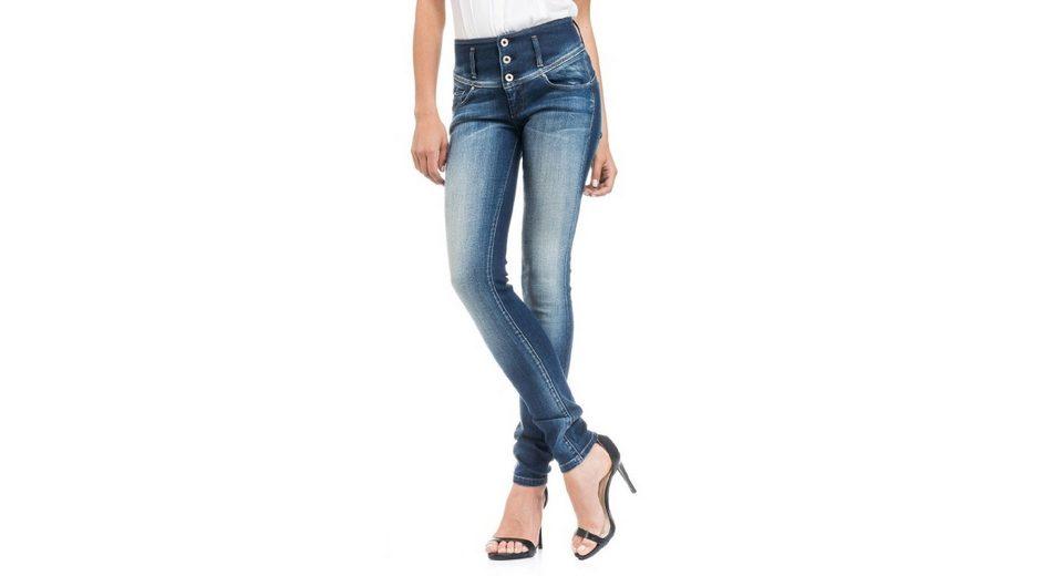 salsa jeans Jean Slim/ Elegant Niedrig Kosten Für Verkauf Günstig Kaufen Perfekt Großhandel Qualität BLxweey3