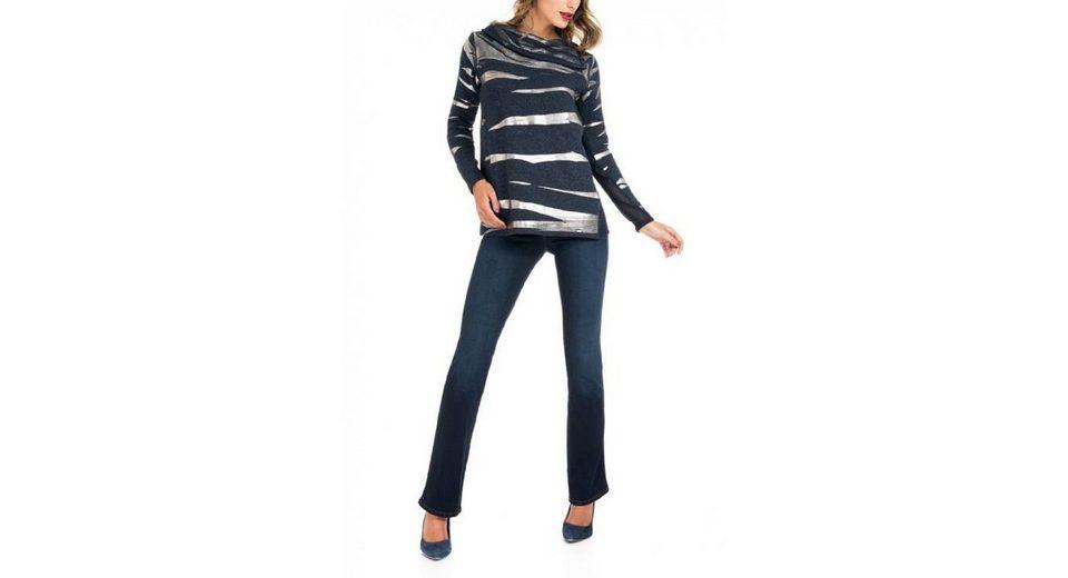 salsa jeans T-Shirt mit Arm VICTORIA Verkaufsqualität In Deutschland Online Verkauf Veröffentlichungstermine Spielraum Veröffentlichungstermine Billige Amazon 9HojO1Yu6b