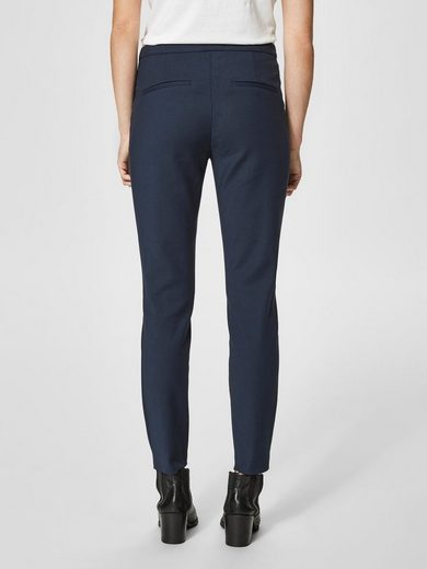 Selected Femme Kurz geschnittene Hose