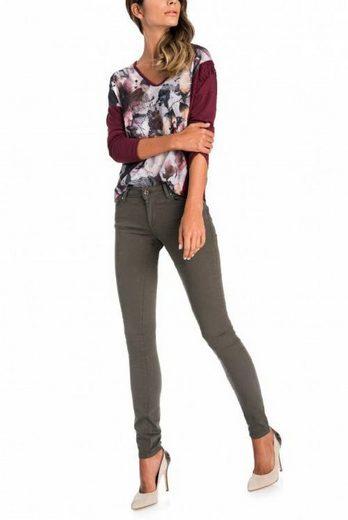 Salsa Jeans T-shirt Mit Bras Samara