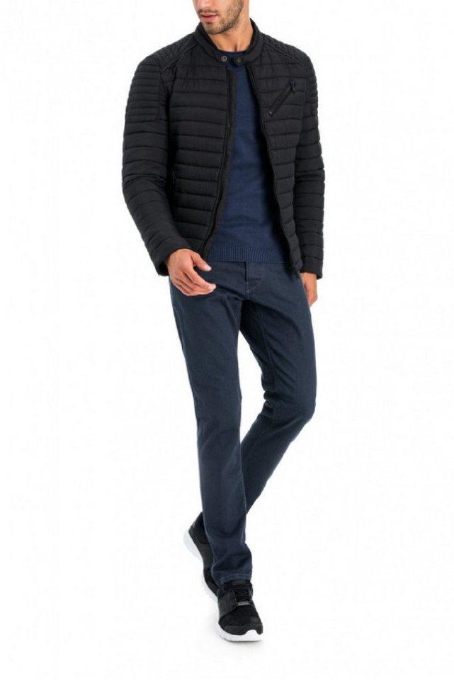 - Herren salsa jeans Outdoorjacke SIBERIAN schwarz | 05604562794510
