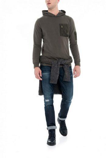 salsa jeans Langarm T-Shirt VANCOUVER