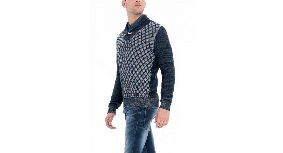 salsa jeans Pullover SANTIAGO Freies Verschiffen Billig Qualität 8G2Sn