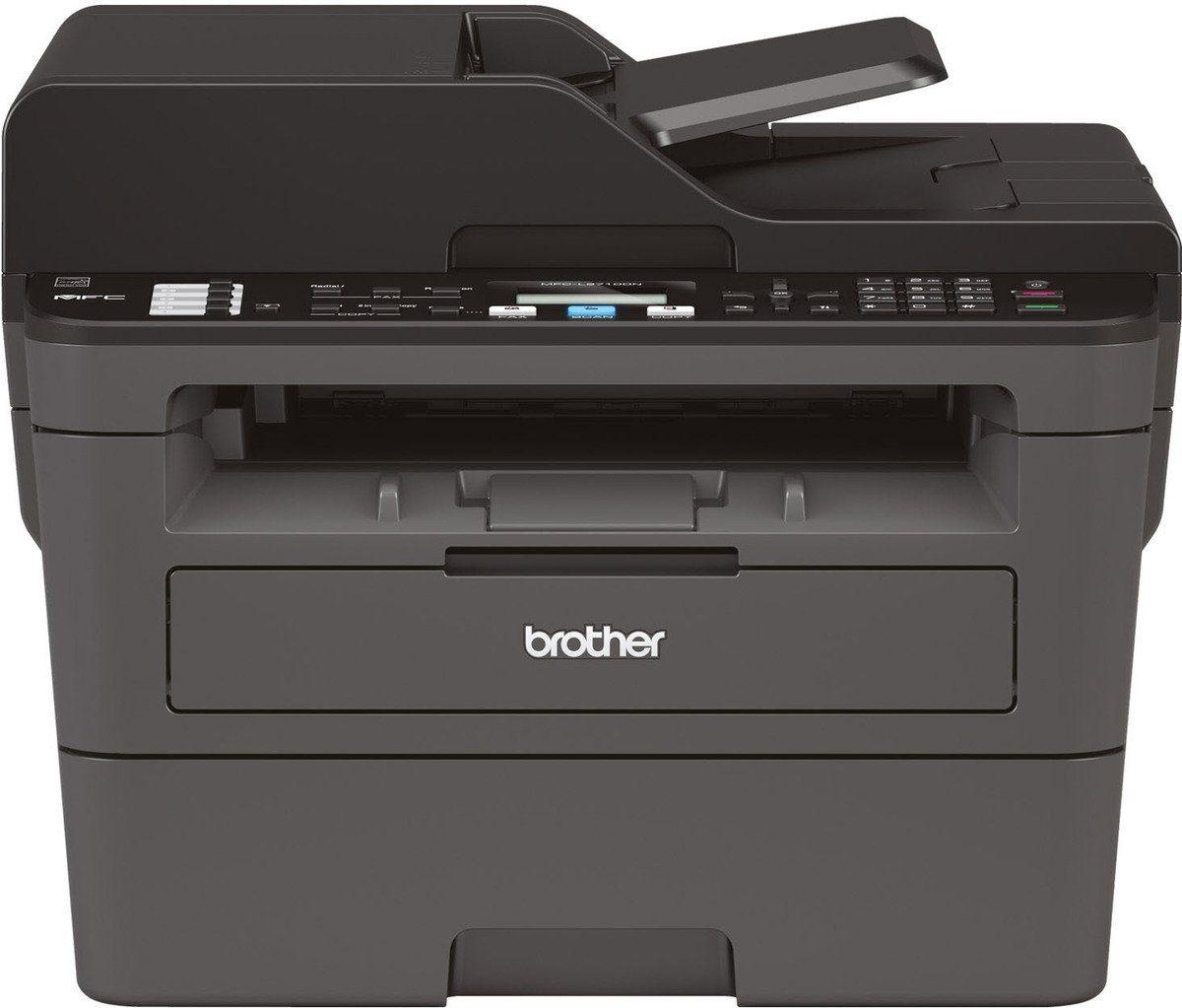 Brother Monolaser-Multifunktionsdrucker »MFC-L2710DN 4in1«