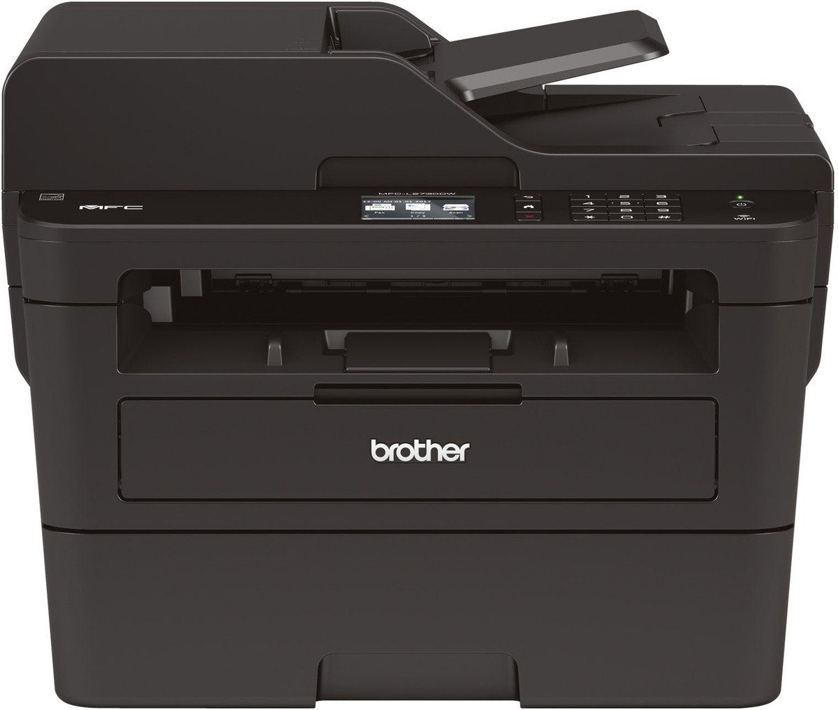 Brother Monolaser-Multifunktionsdrucker »MFC-L2730DW 4in1«