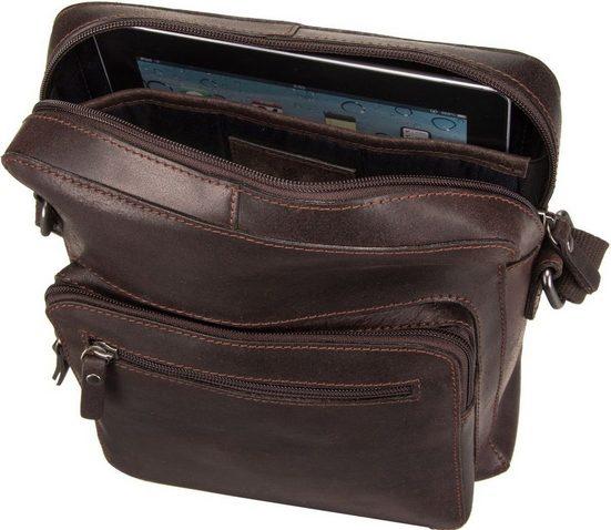 Leonhard Heyden Notebooktasche / Tablet Dakota 7486 RV-Umhängetasche S