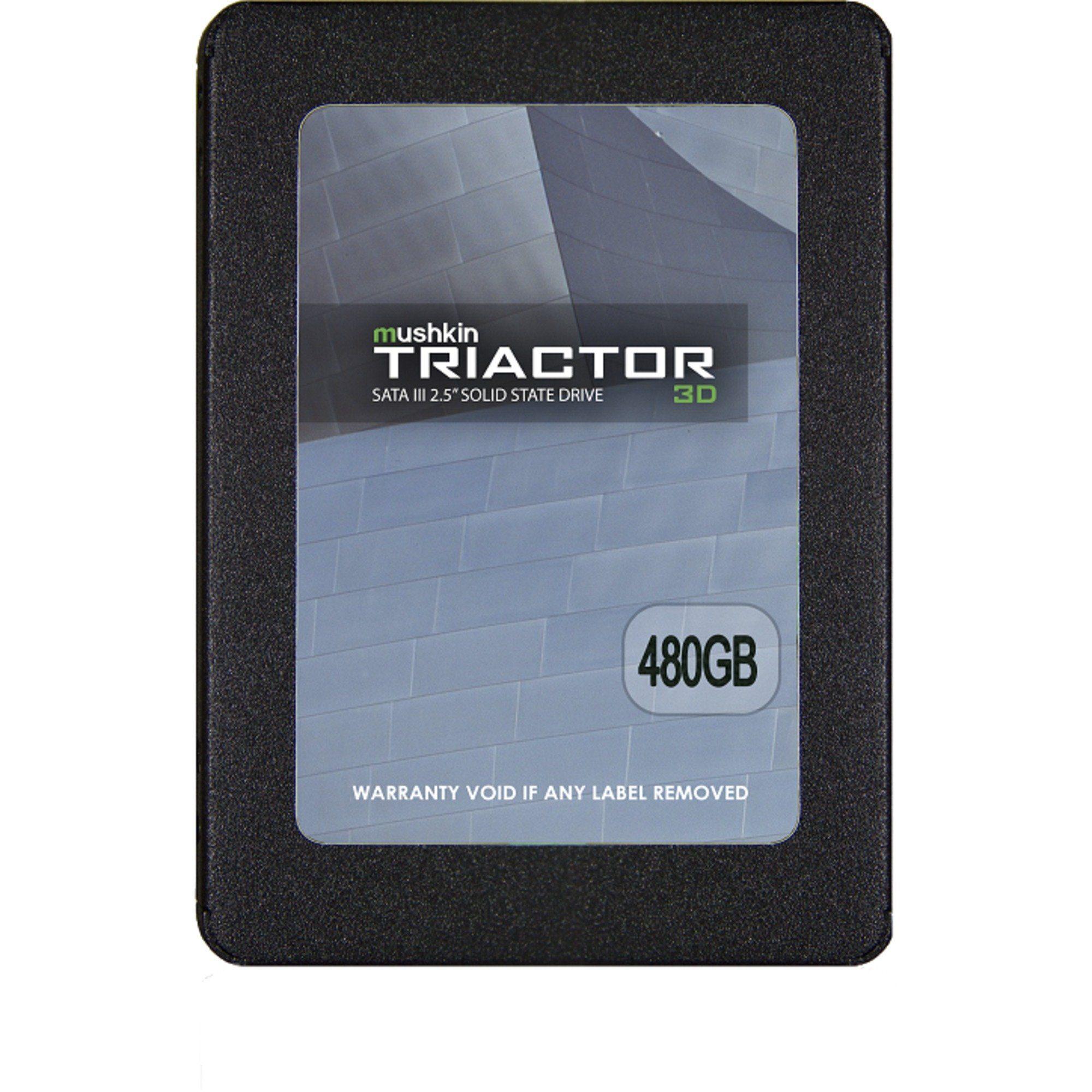 Mushkin Solid State Drive »Triactor 3DL 480 GB«