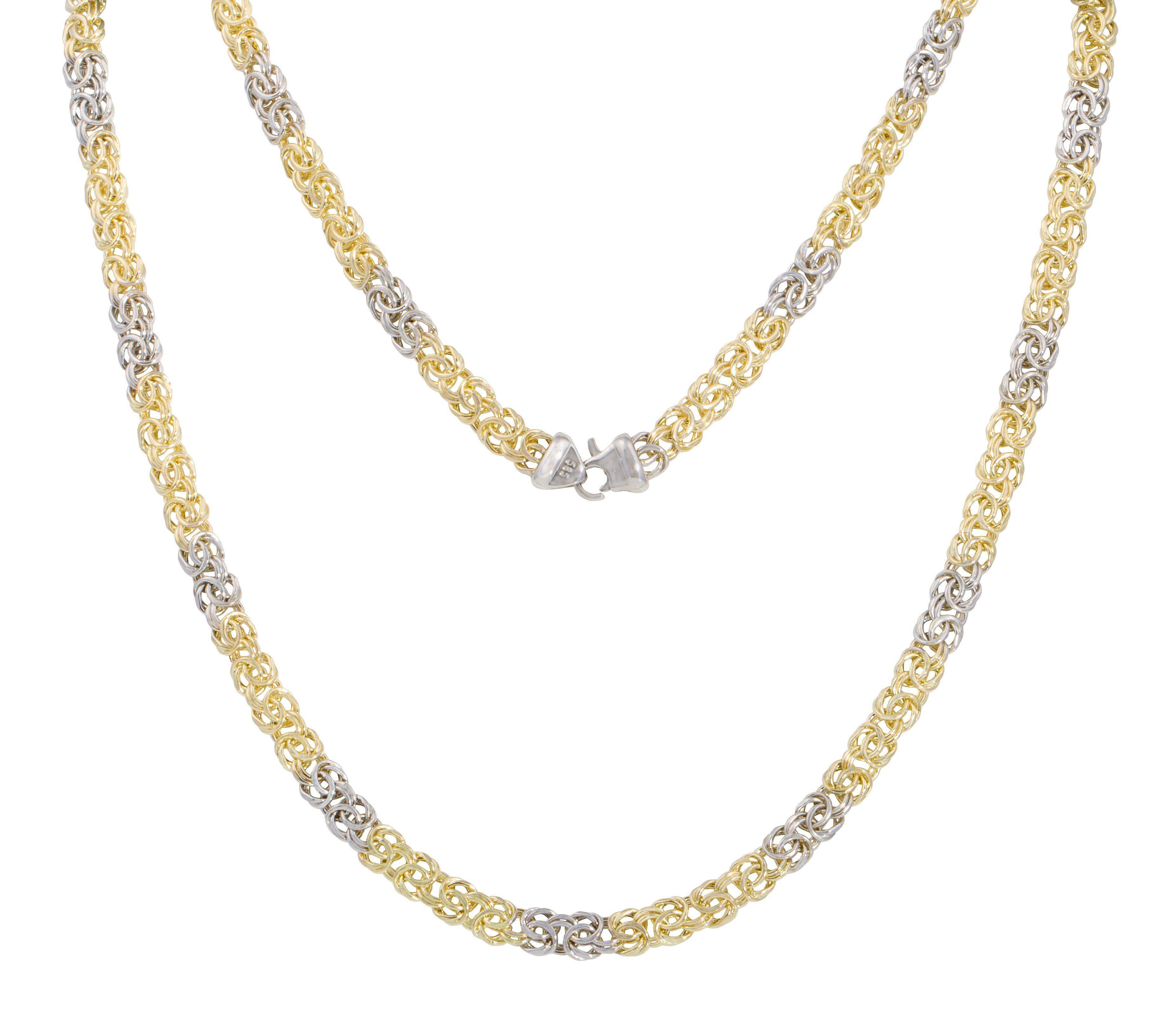 Firetti Königskette »zweifärbig«