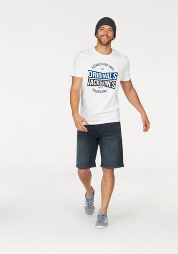 Jack & Jones T-Shirt JOR MUSAI TEE SS CREW NECK