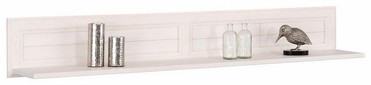 Home affaire Highboard »Kristin«, aus Massivholz, in zwei verschiedenen Farben, Breite 150 cm