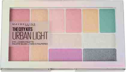 Maybelline New York, »City Kits«, Lidschatten