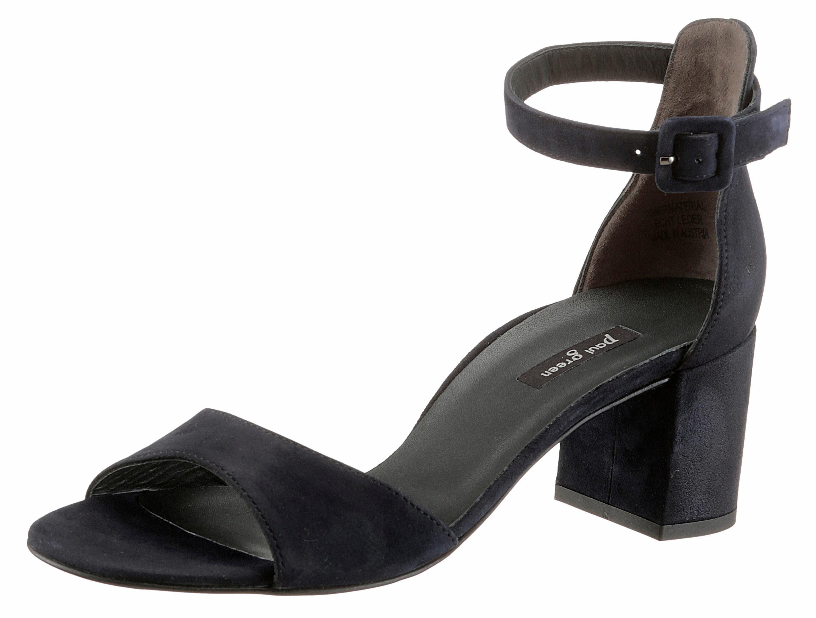 Paul Green Sandalette, im eleganten Look kaufen  dunkelblau