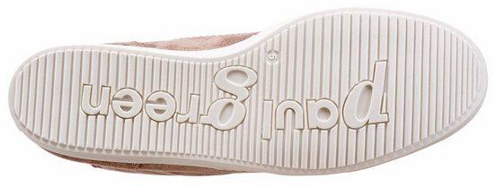 Paul Green Sneaker, mit Außenreißverschluss