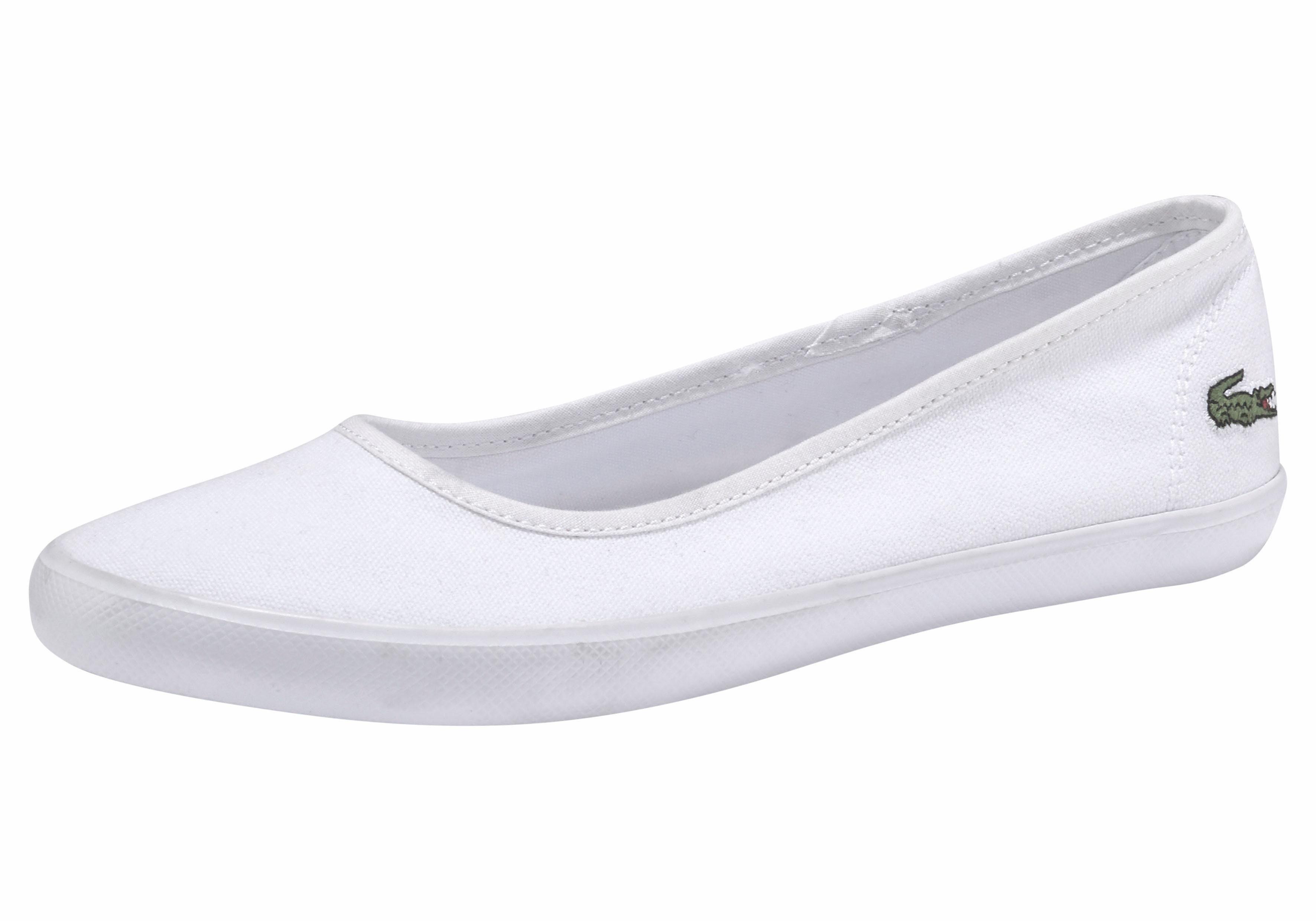 Lacoste Marthe BL 1 Ballerina online kaufen  weiß
